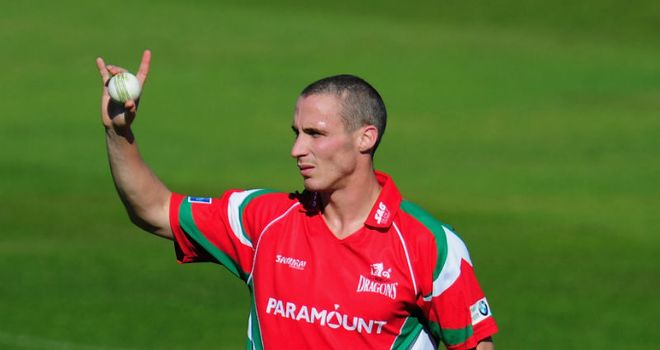 Simon Jones: Has agreed to return to Glamorgan
