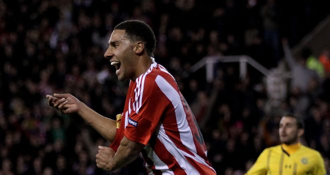 Ryan Shotton: Delighted to have made his first league start for Stoke