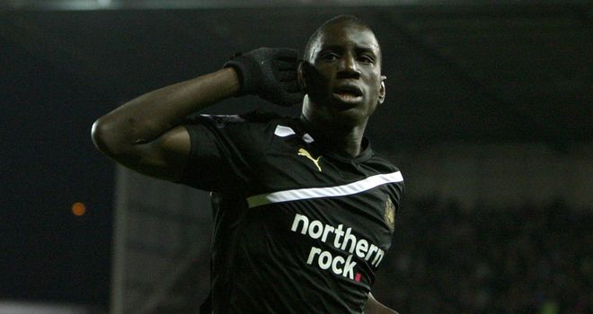 Demba Ba: Newcastle striker is not surprised by how well the team are doing this season