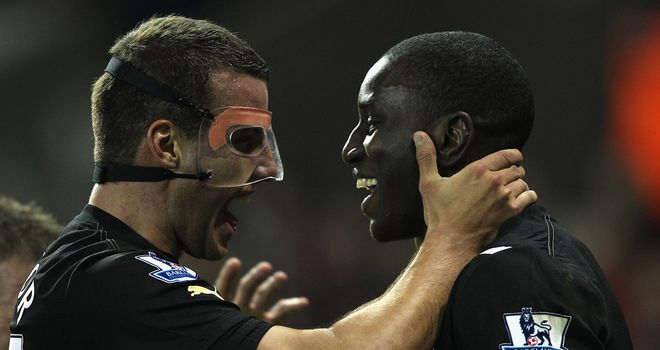 Steven Taylor: Halloween's masked man is not getting carried away after Stoke win.