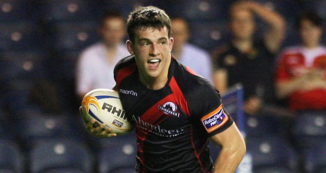 Tim Visser: Edinburgh player will be eligible for Scotland's summer Tests