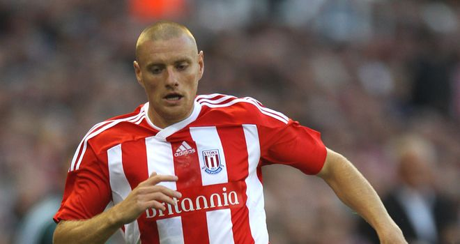 Andy Wilkinson: Stoke City full-back is aiming to be fit for the FA Cup trip to Liverpool