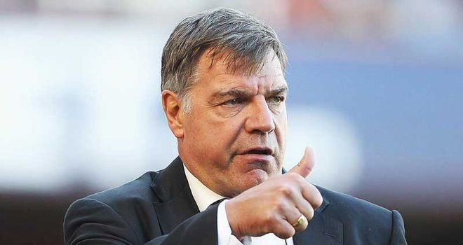 Sam Allardyce: Still wants England job