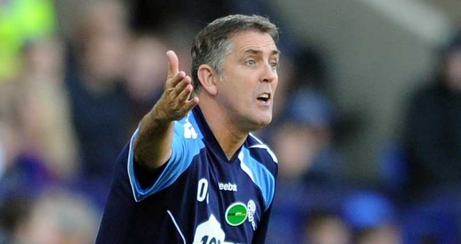 Owen Coyle: Bolton manager realises the importance of a good FA Cup run