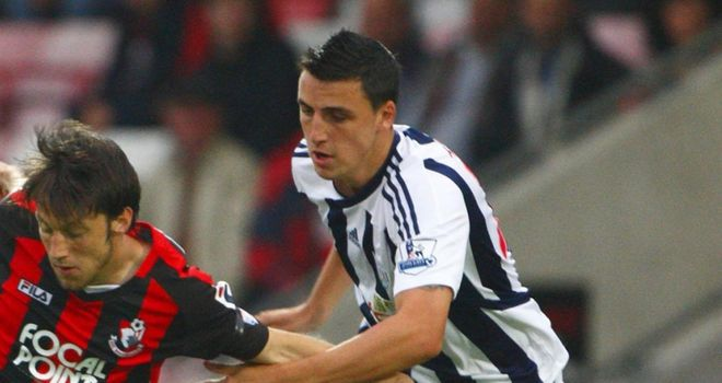 George Thorne: One of three players recalled by West Brom from a loan spell in the Championship