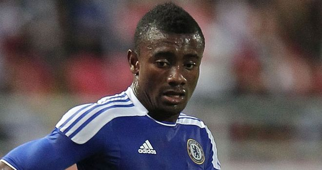Salomon Kalou: Chelsea forward has his sights set on Champions League glory