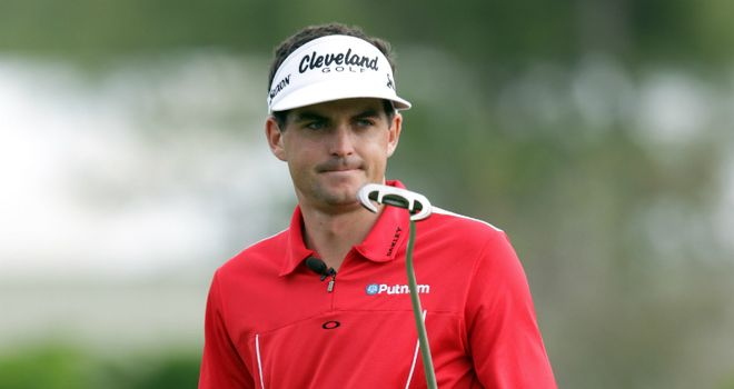 Keegan Bradley: Has Irish ancestry