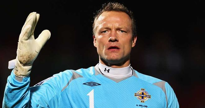 Maik Taylor: Veteran goalkeeper is staying at Leeds United until the end of the season