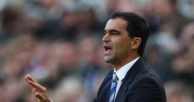 Roberto Martinez: Lookin to bolster his ranks during the transfer window