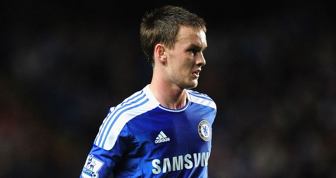 Josh McEachran: Still confident he can force his way into the fold at Chelsea