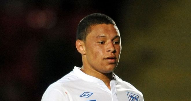 Alex Oxlade-Chamberlain: Looking forward to showing what he can do after his Euro 2012 call-up