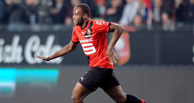 Jires Kembo Ekoko: Has revealed he is keen to open talks with Rennes over a new contract