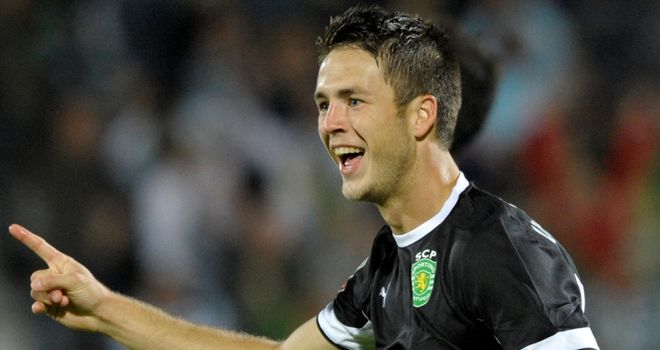 Ricky van Wolfswinkel: Impressive start to life at Sporting