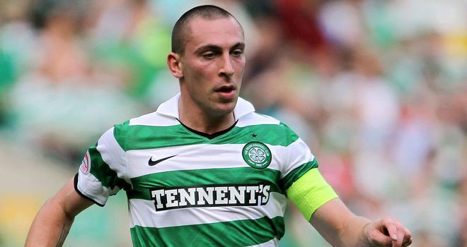 Scott Brown: Insists that leaving the club never crossed his mind