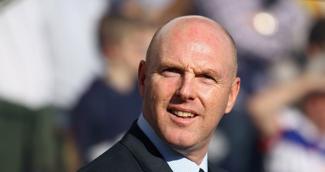Steve Kean: Replaced Sam Allardyce last December and has won 10 of his 38 games in charge