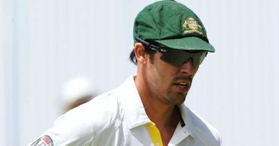 Mitchell Johnson: Taking the positives