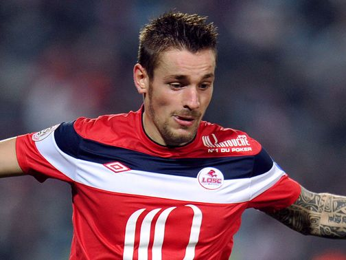 Mathieu Debuchy: Newcastle bid rejected