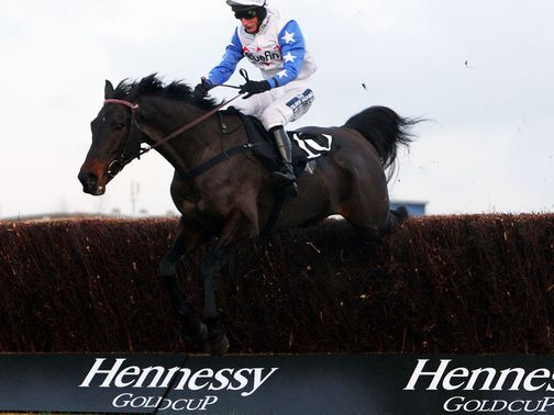 Diamond Harry: No decision yet on Hennessy bid