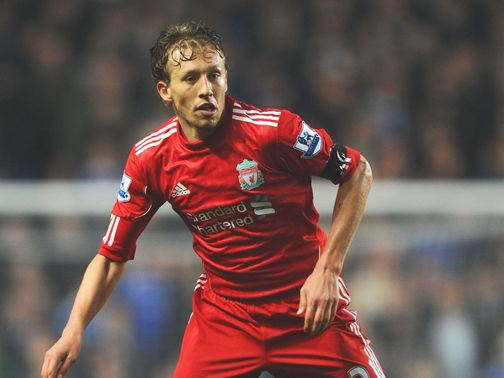 Lucas Leiva: Set to feature in pre-season