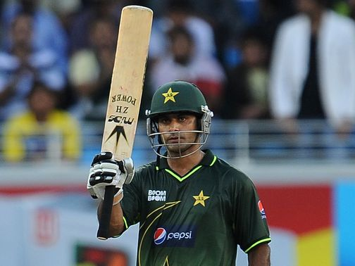 Mohammad Hafeez: Scored 83