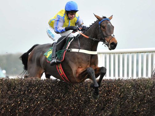 Peddlers Cross: Going back over hurdles