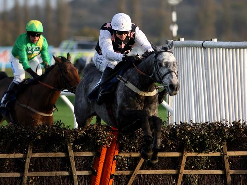 Sivola De Sivola: Gets Man On The Spot's vote in the Citipost Handicap Hurdle