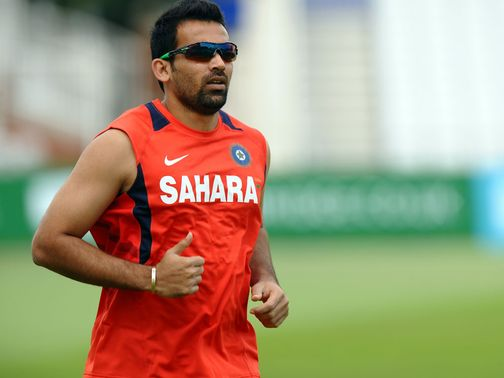 Zaheer Khan: Dropped for the fourth Test