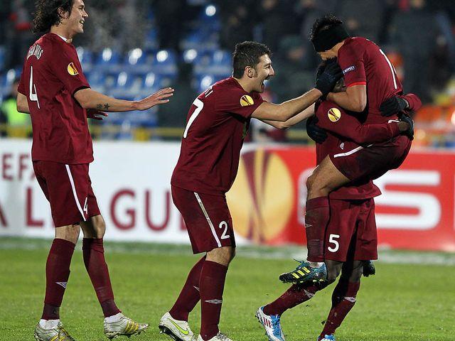 Rubin Kazan: Victorious in reverse fixture