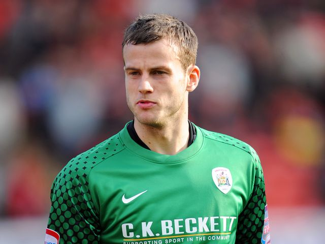 Luke Steele: Key saves for Barnsley