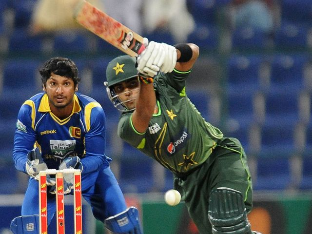 Umar Akmal: Helped Pakistan to victory