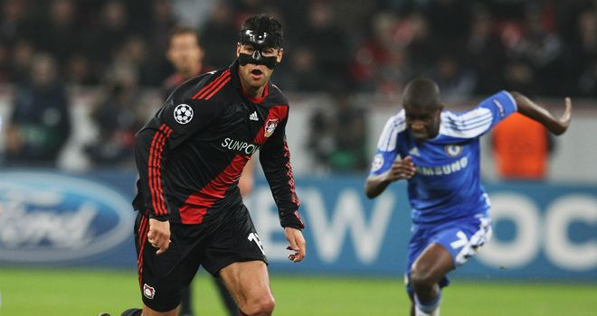 Michael Ballack has backed his former team to improve after starring in 2-1 win