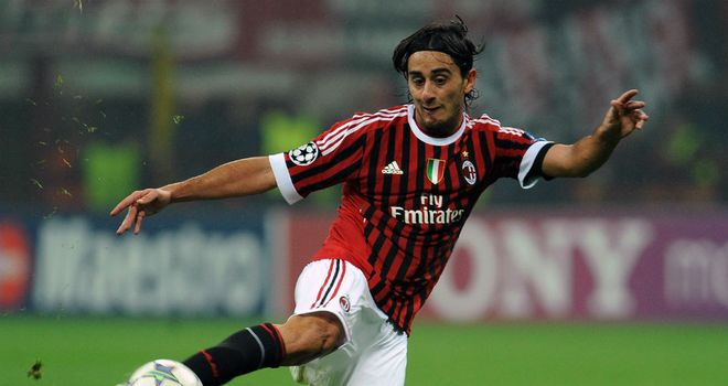 Alberto Aquilani: The Liverpool midfielder scored just one goal in 23 league games on loan to AC Milan last season