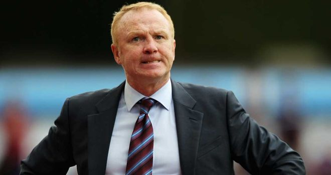 Alex McLeish: The Villa boss says it's vital the club's hierarchy manage the wage structure