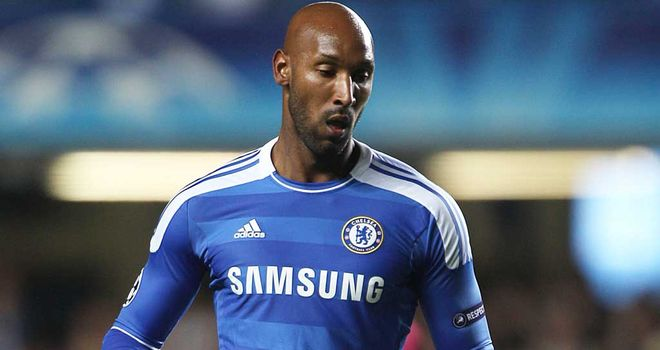 Nicolas Anelka: Chelsea are ready to listen to offers for the striker and defender Alex