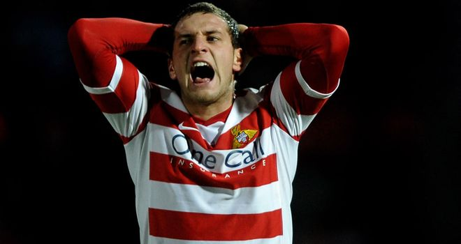 Billy Sharp: Doncaster Rovers have confirmed a deal has been agreed with Southampton