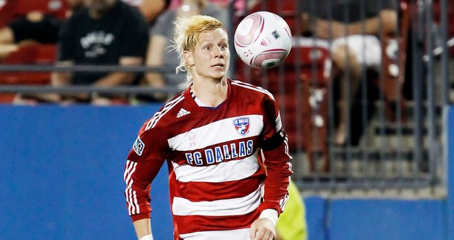 Brek Shea: Not allowed to join Stoke