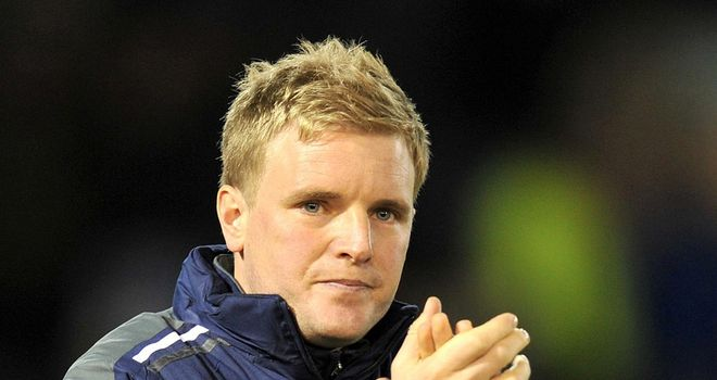 Eddie Howe: His Burnley side have won seven out of nine games after victory at Middlesbrough