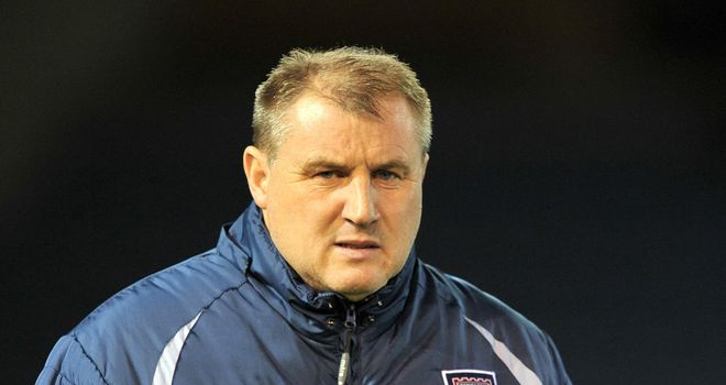 Paul Jewell: Knows competition will be fierce for Andrews' signature