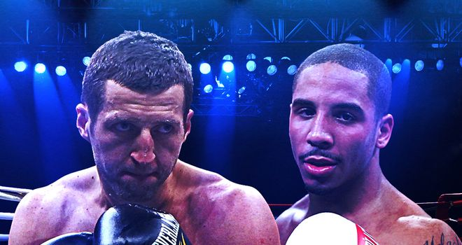 Froch v Ward: 'Mouth-watering'