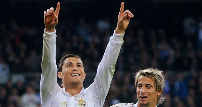 Ronaldo: part of the best club side in the world, says Guillem