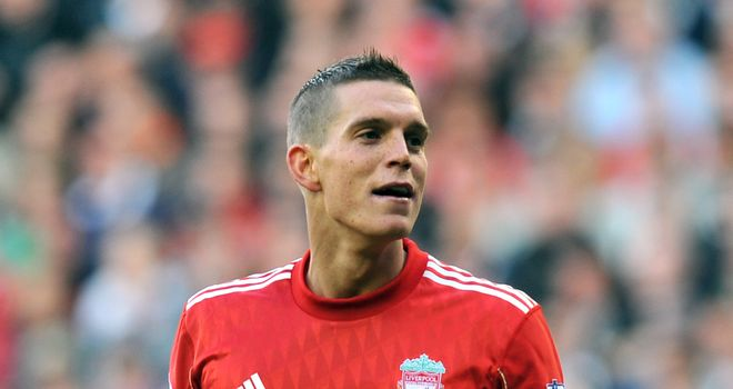 "Daniel Agger: Says Liverpool ""aren't good enough"""