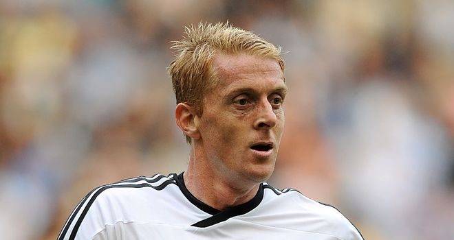 Garry Monk: Has made three appearances under new Swansea boss Michael Laudrup