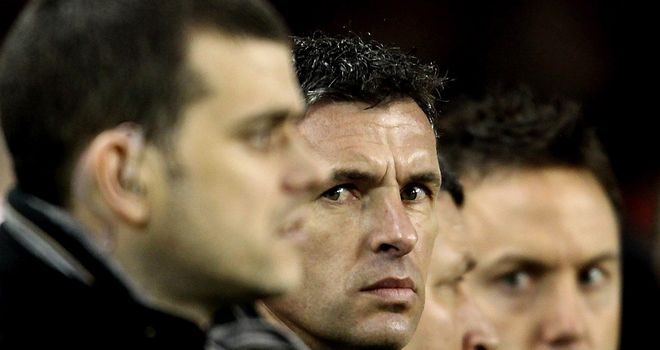 Gary Speed: Will be sadly missed by all of those involved in Welsh football