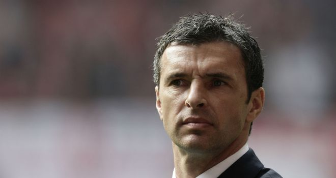 Gary Speed: Was found dead at his home last Sunday