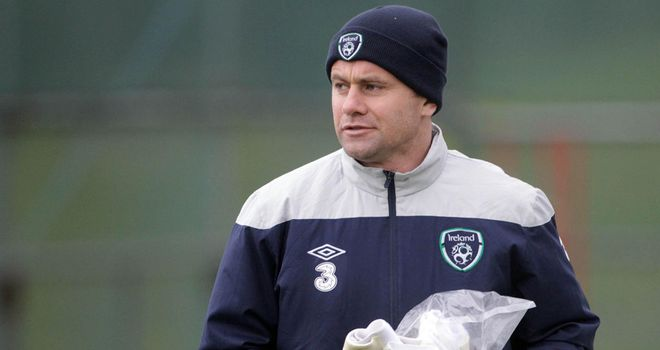 Shay Given: Hailed Ireland's team spirit ahead as they prepare to cause shocks this summer