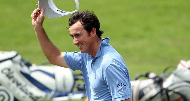 Gonzalo Fernandez-Castano: Italian Open champion