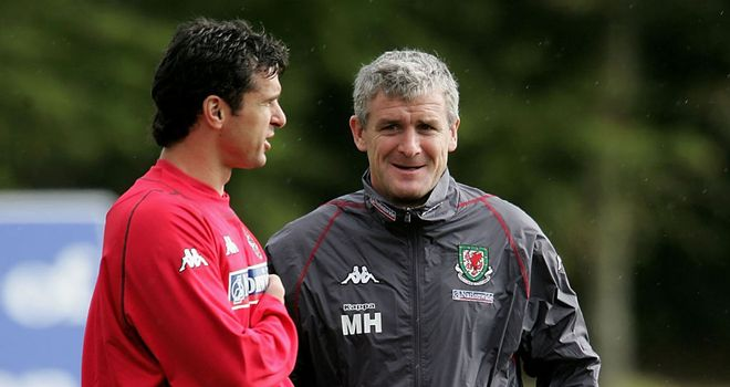 Mark Hughes: Saddened that Gary Speed will not see the end result of his work with Wales