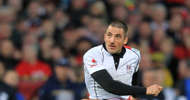 Humphreys: Scored all of Ulster's points