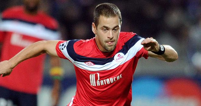 Joe Cole: Enjoyed a successful spell on loan at Lille