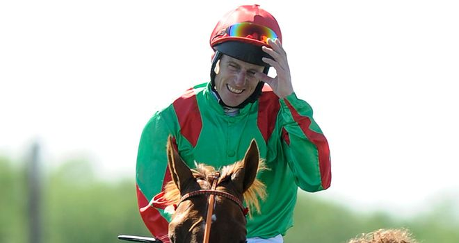 Johnny Murtagh: In the wars at the Curragh